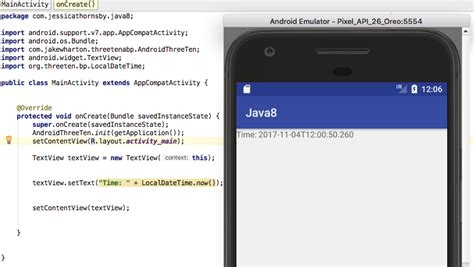 android java 8 java 8 for android development api and date time libraries medianic