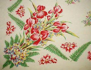 kertas dinding vintage 335 best images about vintage tablecloths on pinterest