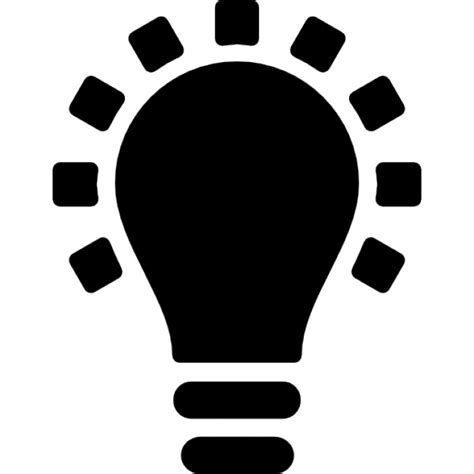 Light Bulb Symbol by Lightbulb Interface Vectors Photos And Psd Files Free