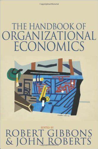 International Handbook On The Economics Of Tourism the handbook of organizational economics avaxhome