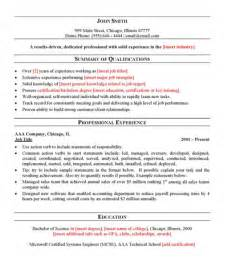 Free General Resume Templates by Free General Resume Template