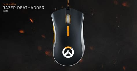 Sale Razer Deathadder Chroma Overwatch Edition overwatch gaming mouse razer deathadder elite