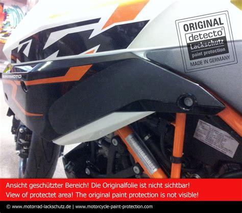 Motorrad Verkleidung Kratzer Entfernen by Lackschutzfolien Set Verkleidung 2 Teilig Ktm 990 Smr Bj