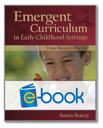 emergent curriculum in early childhood settings from theory to practice second edition books redleaf press emergent curriculum in early childhood
