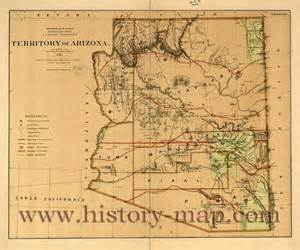 arizona territory map arizona territory images