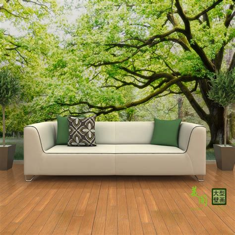 tree wallpaper living room mural paper picture more detailed picture about custom tree design wallpaper living room cbrn