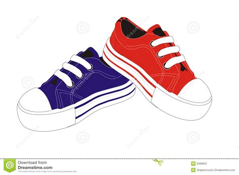 sport shoes vector vector sport shoes stock vector illustration of soft