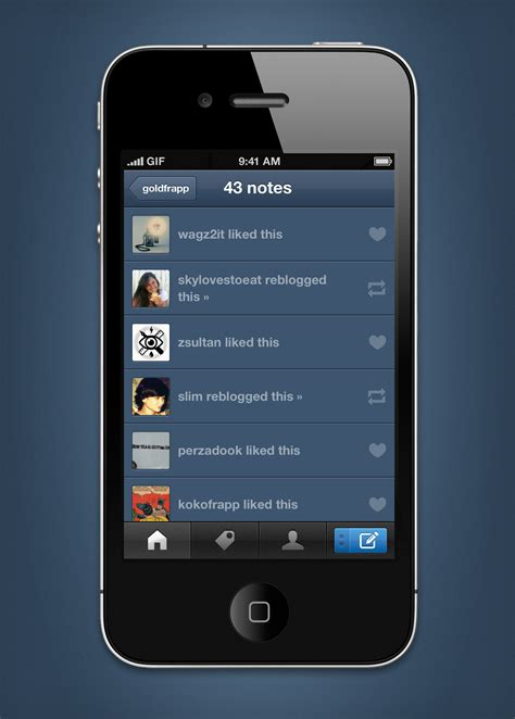 enjoy super experience iphone 5 with indosat tumblr staff tumblr for iphone 3 0 now available on the