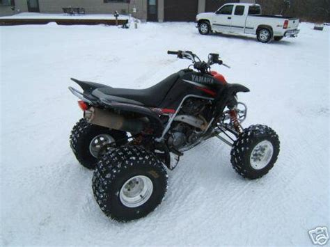 2003 Yamaha Raptor 660 3 200 Possible Trade 100026080