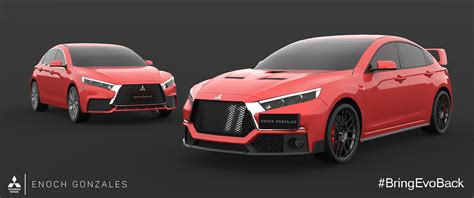 mitsubishi lancer evo 2018 hey mitsubishi please bring back the lancer evolution