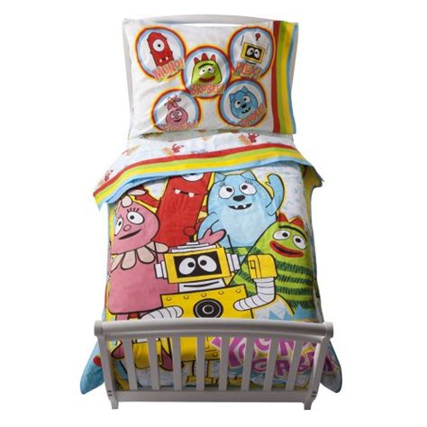 yo gabba gabba bedding s baby and kid s 2011 02 27