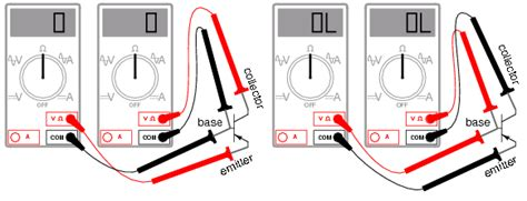 how to test resistor pdf meter check of a transistor electronics forums