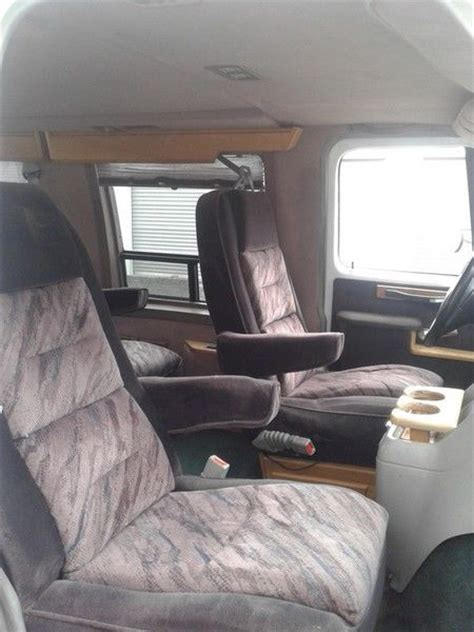 1993 gmc vandura 2500 same as chevrolet g20 with 5 3