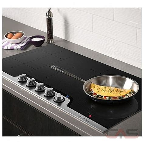 induction cooktop 36 inch frigidaire professional fpic3677rf cooktop induction