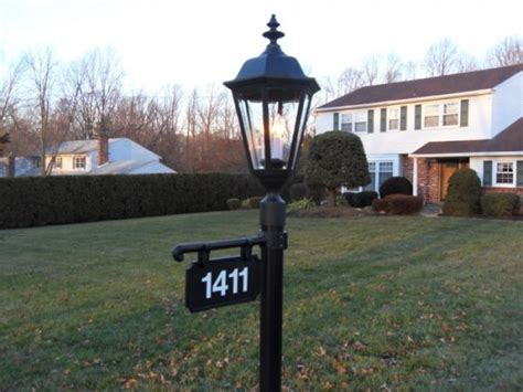 lights for yard consider a l post light for your yard southern
