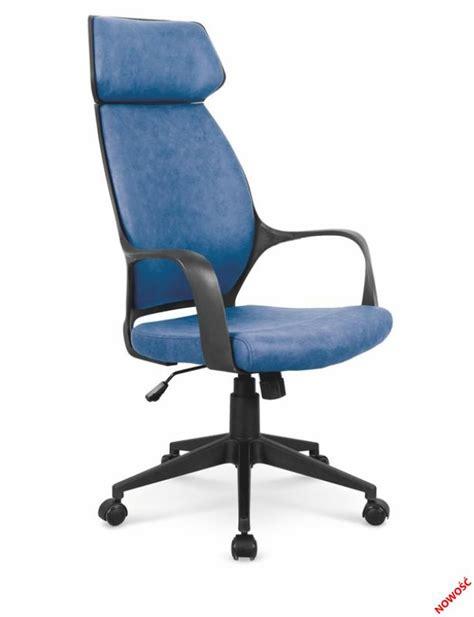 photon couch photon executive o chair colour blue newline