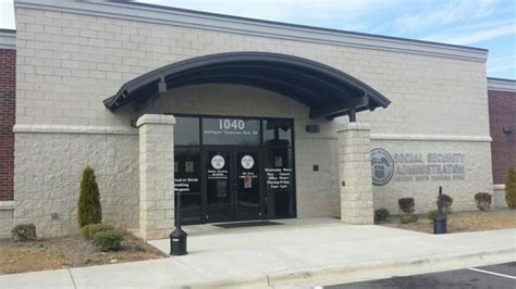 Hickory Social Security Office by Unknown Odor Closes Social Security Office News