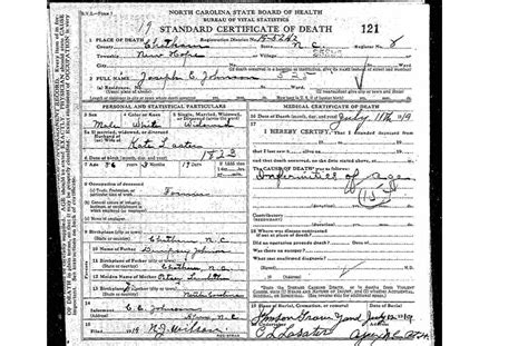 Sc Vital Records Birth Certificate N S Certificates 1906 1943 Familytree