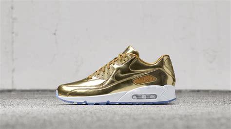 Nike Airmax 90 Goldsilver nike air max 90 id nike news