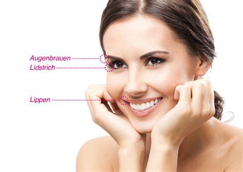 Maskara Make Permanent Make Up Grundkurs Kosmetikschule Sch 228 Fer