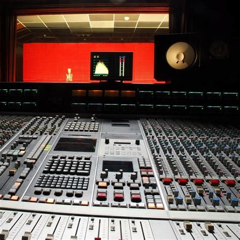 become a recording engineer audio engineer job