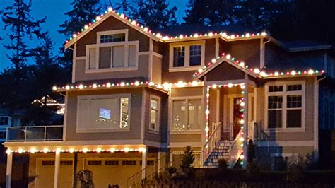 christmas lights gig harbor holiday light installation