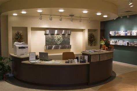 Fancy Reception Desk Designs