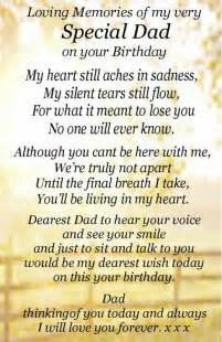 Happy birthday to my father in heaven poems happy birthday dad in