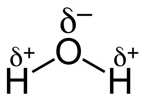 polarity symbols file h2o polarization v 1 svg wikimedia commons