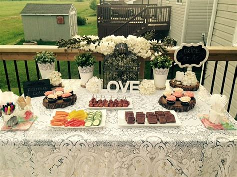 bridal shower garden themed garden themed bridal shower moment