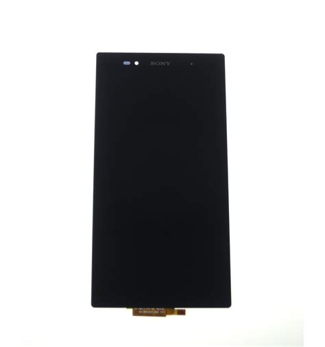 Lcd Z Ultra lcd touch screen black oem for sony xperia z ultra c6833