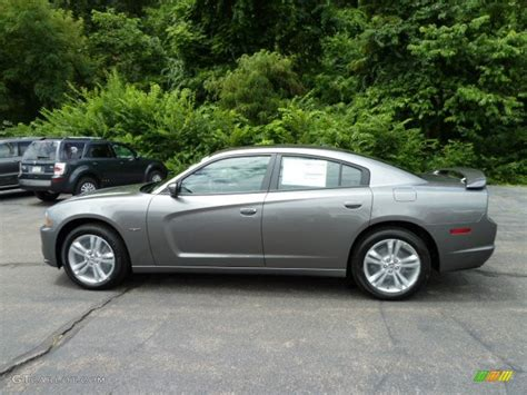2011 charger awd 2011 tungsten metallic dodge charger r t plus awd