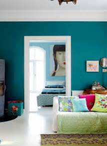 home interior wall color ideas turquoise wall color picture