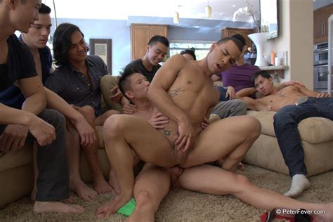 Peter Lee Fucks An Amateur Stripper With His Big Asian