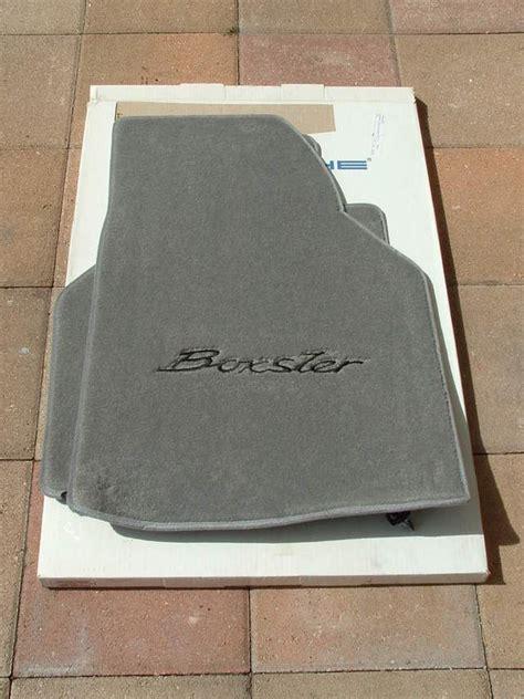 Porsche Boxster Mats by Fs Boxster Floor Mats Genuine Porsche 100 Shipped