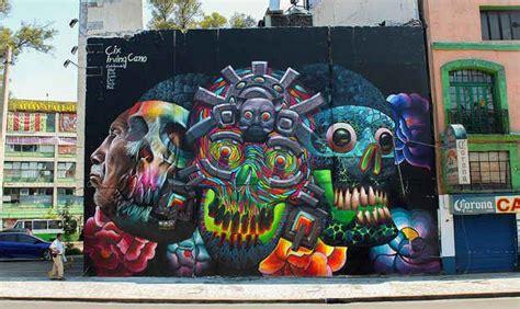 artistas urbanos  hacen de mexico  lugar mas bello