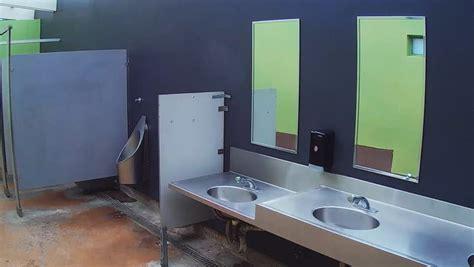 south park bathroom security restroom stock footage video shutterstock