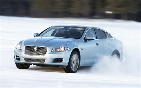 jaguar xj all wheel drive jaguar xf and xj gain all wheel drive photos 1 of 4