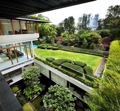 guz architects the tropical dalvey road house in singapore by guz architects livin spaces