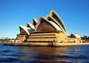 world travel australia opera house views