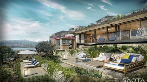 epique island in bodrum e architect