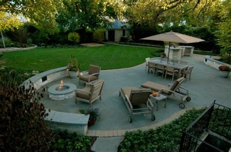 backyard entertaining landscape ideas backyard landscaping skokie il photo gallery