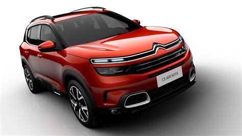 what is the most comfortable suv citroen debuts all new c5 aircross dubbed quot most