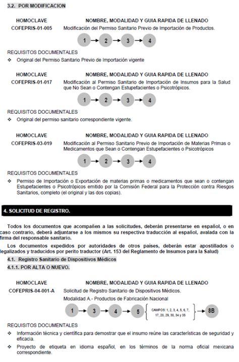 evaluacion sicad manual cofepris newhairstylesformen2014 com