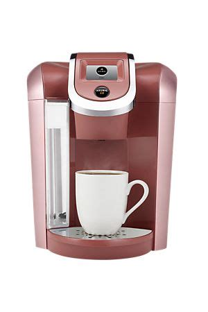colored keurig you can now buy our keurig 2 0 k450 brewing system in four