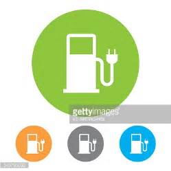 Electric Vehicle Charging Pdf Electric Vehicle Charging Station Icon Vector Getty