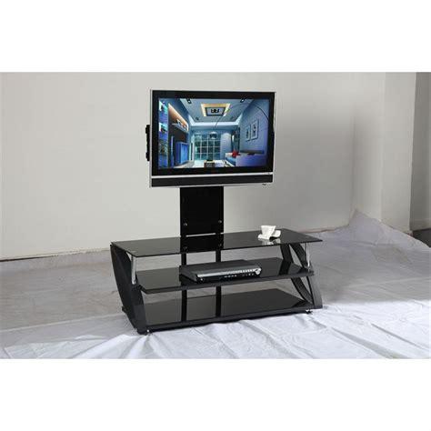 Meuble Tv Verre by Table De Television En Verre Maison Design Modanes