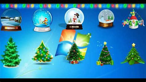 animated christmas tree for desktop merry christmas