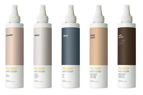 milk shake conditioning direct colour kit
