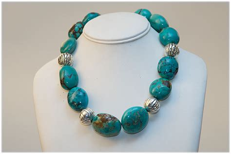 turquoise stones for jewelry large turquoise necklaces images photos and